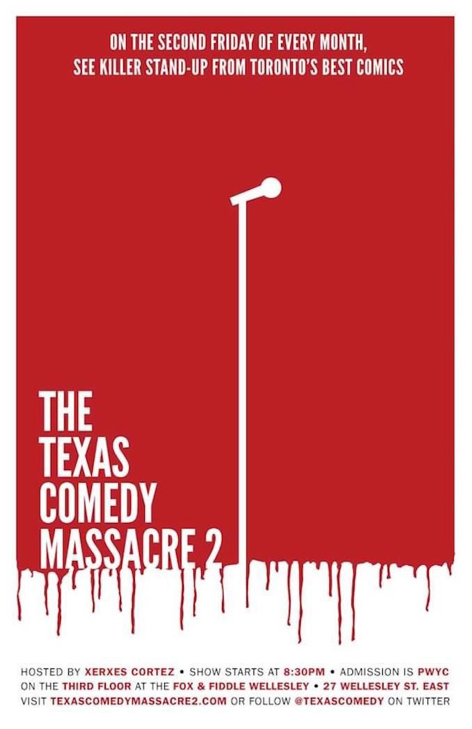 Texas Comedy Massacre 2