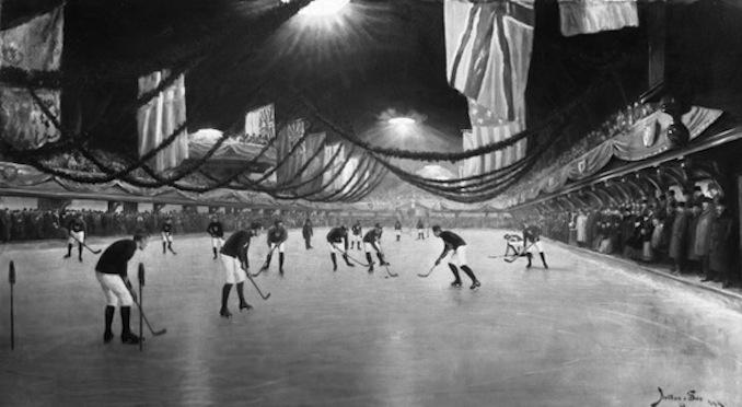 Montreal Hockey History