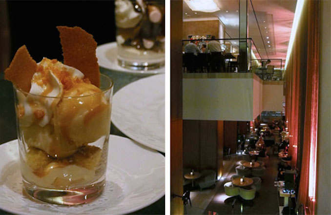 cafe boiled Four Seasons Hotel