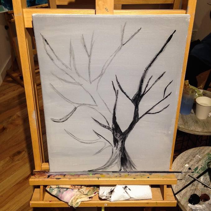 Toronto Painting Class