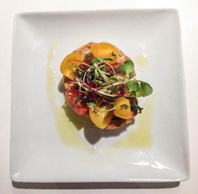Francobollo Italian restaurant toronto