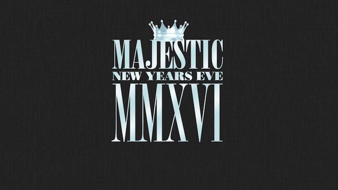 Majestic NYE - Toronto New Year
