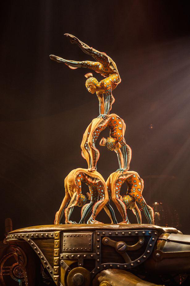 Cirque Du Soleil's KURIOS