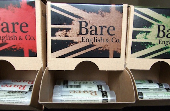 Bare English & Co Lipbalm
