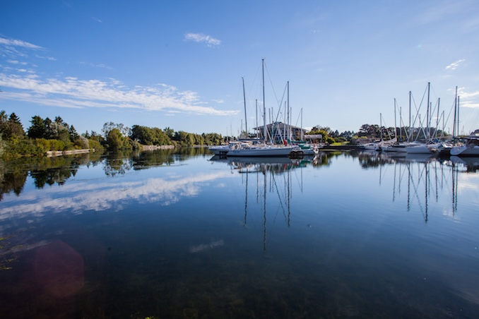 Bluffer's Park Marina for Toronto Fishing
