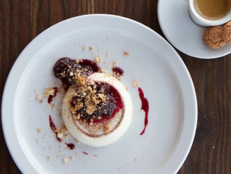 Panna Cotta Recipe from Levetto's Chef Shahir Massoud
