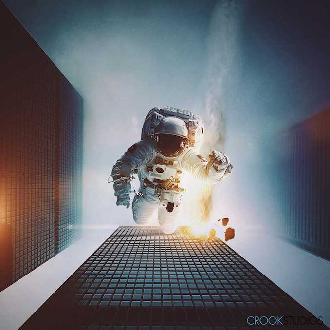 Crook Studios Collisional with Visual Effects