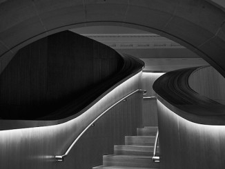 AGO Stairs and Arch by Andrea Gimblett