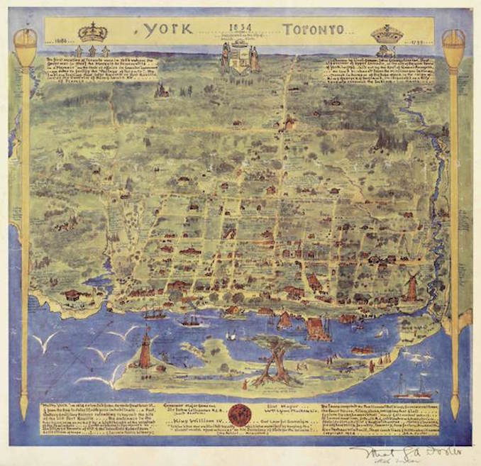 Happy Birthday Toronto