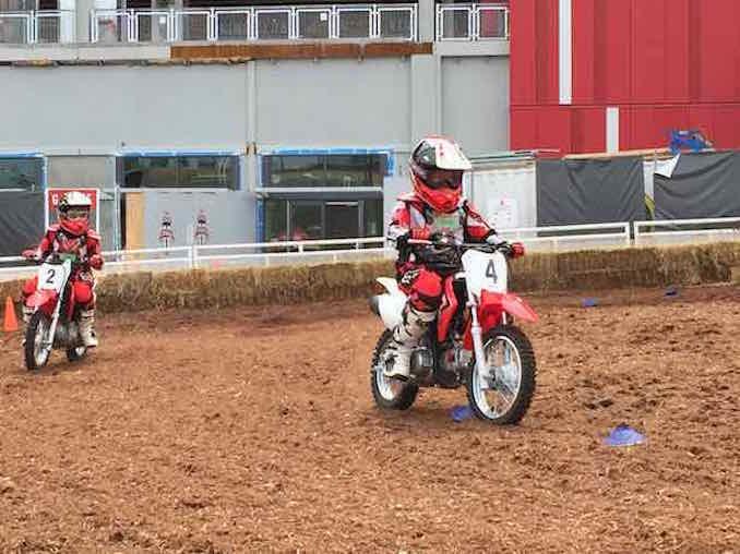 Honda Indy Junior Red Riders