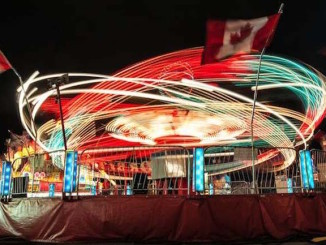 Canadian National Exhibition - cone