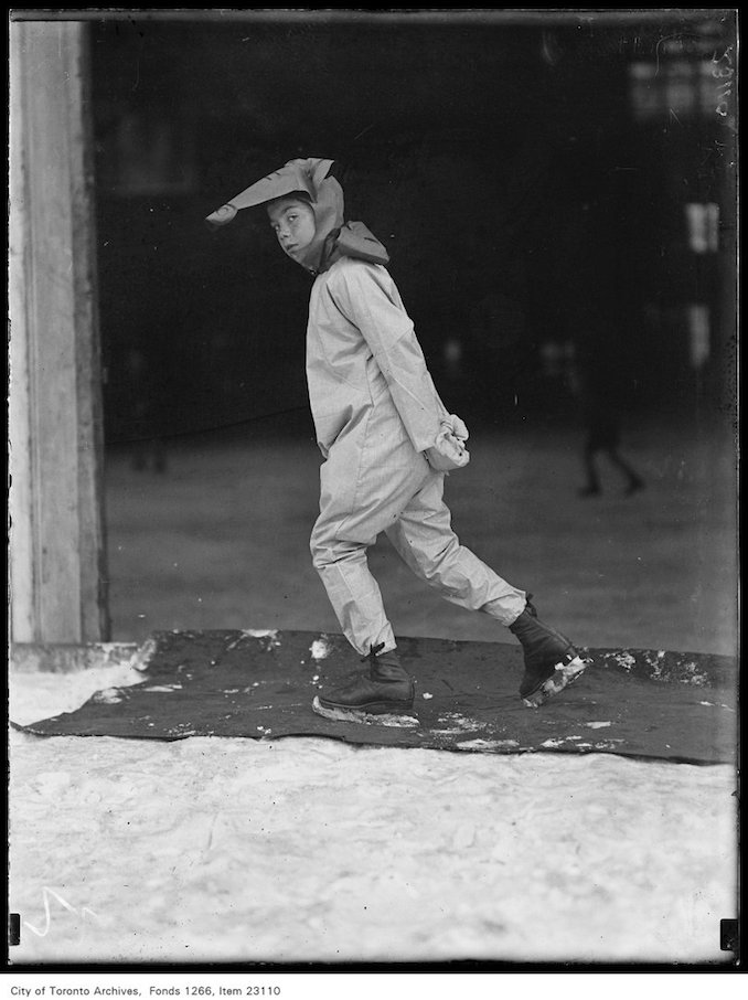 Creator: Unknown Date: February 11, 1931 Archival Citation: Fonds 1266, Item 23110 Credit: City of Toronto Archives www.toronto.ca/archives Copyright is in the public domain and permission for use is not required.