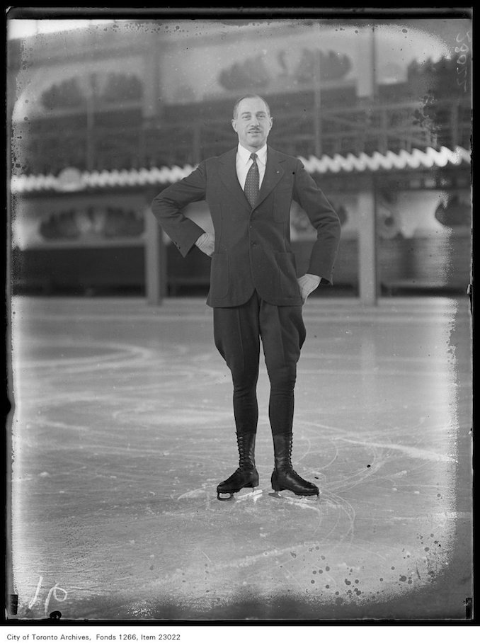 Creator: Unknown Date: February 2, 1931 Archival Citation: Fonds 1266, Item 23022 Credit: City of Toronto Archives www.toronto.ca/archives Copyright is in the public domain and permission for use is not required.