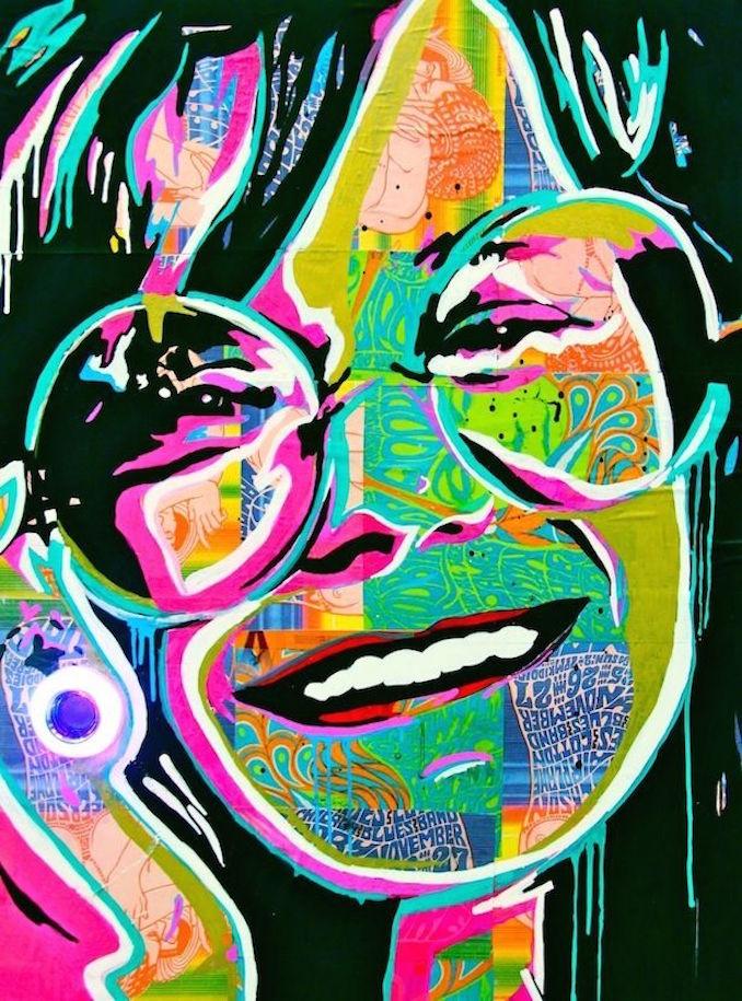 Toronto Artist JessGo