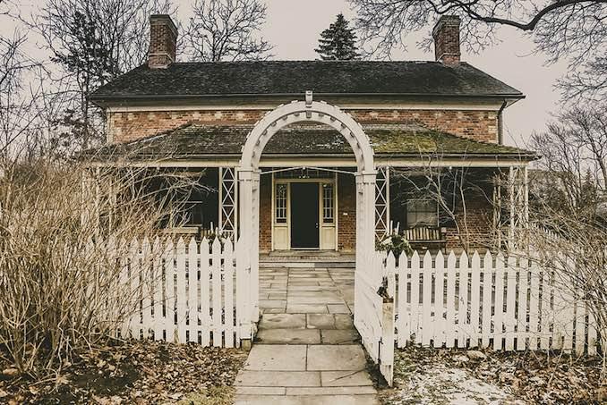 The Simpson House Riverdale Farm