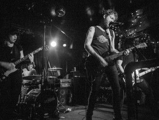 The Cola Head - Full Band at Bovine Sex Club in Toronto - Photo by Joel Levy