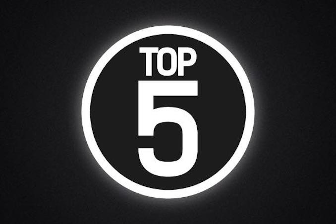 Top 5 Music Interviews