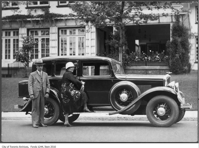 Vintage Automobile Photographs 1932 Frontenac automobile. - [1932?]