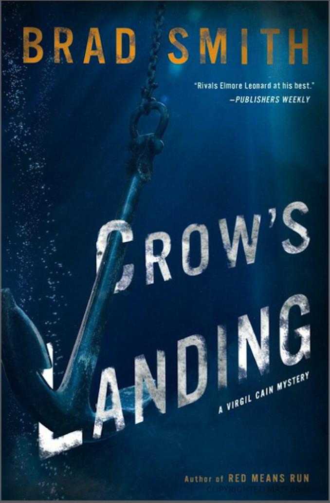 Novelist Brad Smith Crows Landing