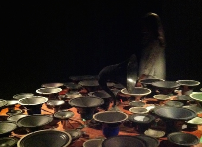 Janet Cardiff at the AGO