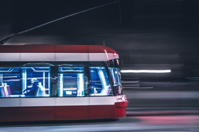 TTC Streetcar Toronto by Chad Wanyou