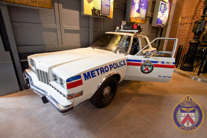 Police Car Auction Toronto >> Toronto Police Museum And Discovery Centre Toronto Guardian
