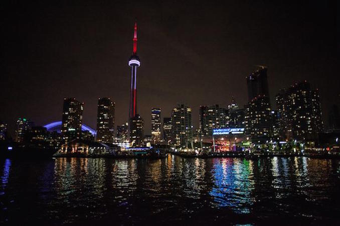 Toronto Harbour and Islands with Mariposa Cruises