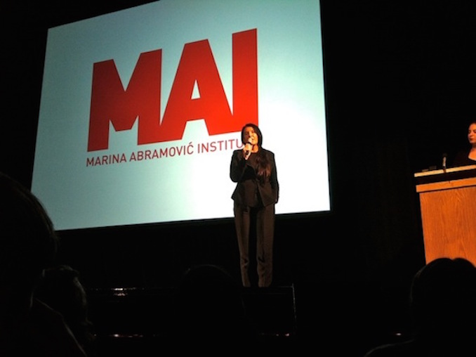Marina Abromovic