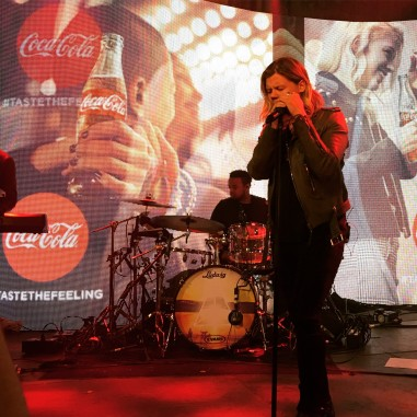 Conrad Sewell, Coca-Cola. Photo credit: Sonya Davidson