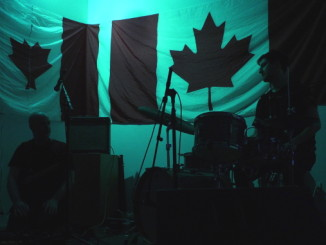 Not the Wind, Not the Flag live at Endless City Gallery