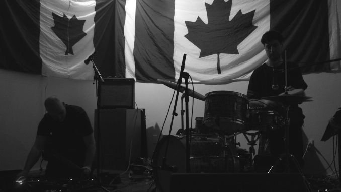 Not the Wind, Not the Flag live at Endless City Gallery Inyrdisk