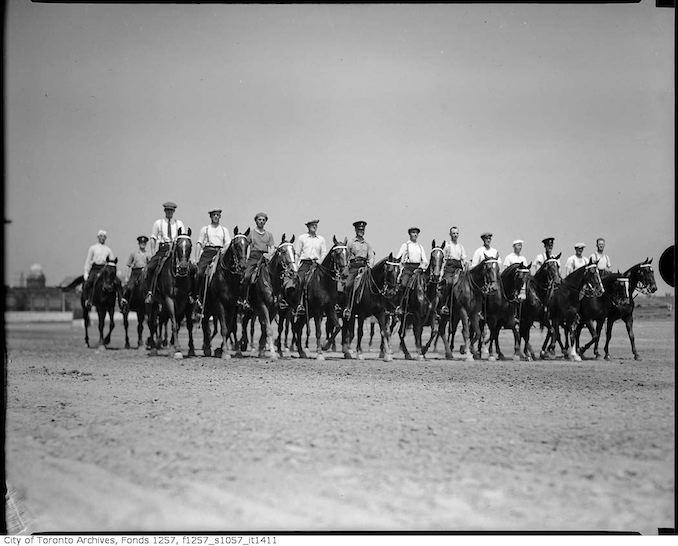 Police Games - Horse Parade