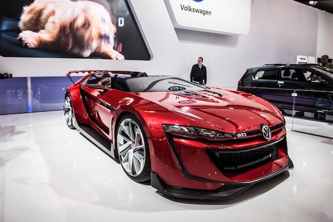 Volkswagen GTO Roadster Concept