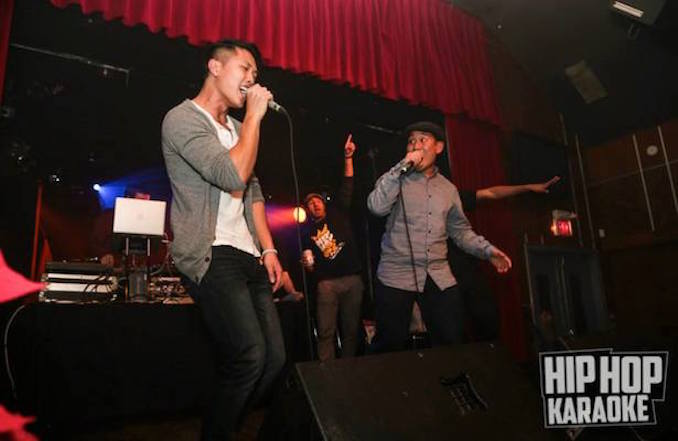 Hip Hop Karaoke Toronto