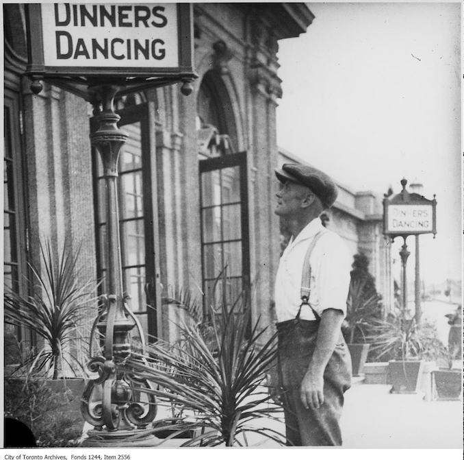 Sunnyside Pavillion - 1924