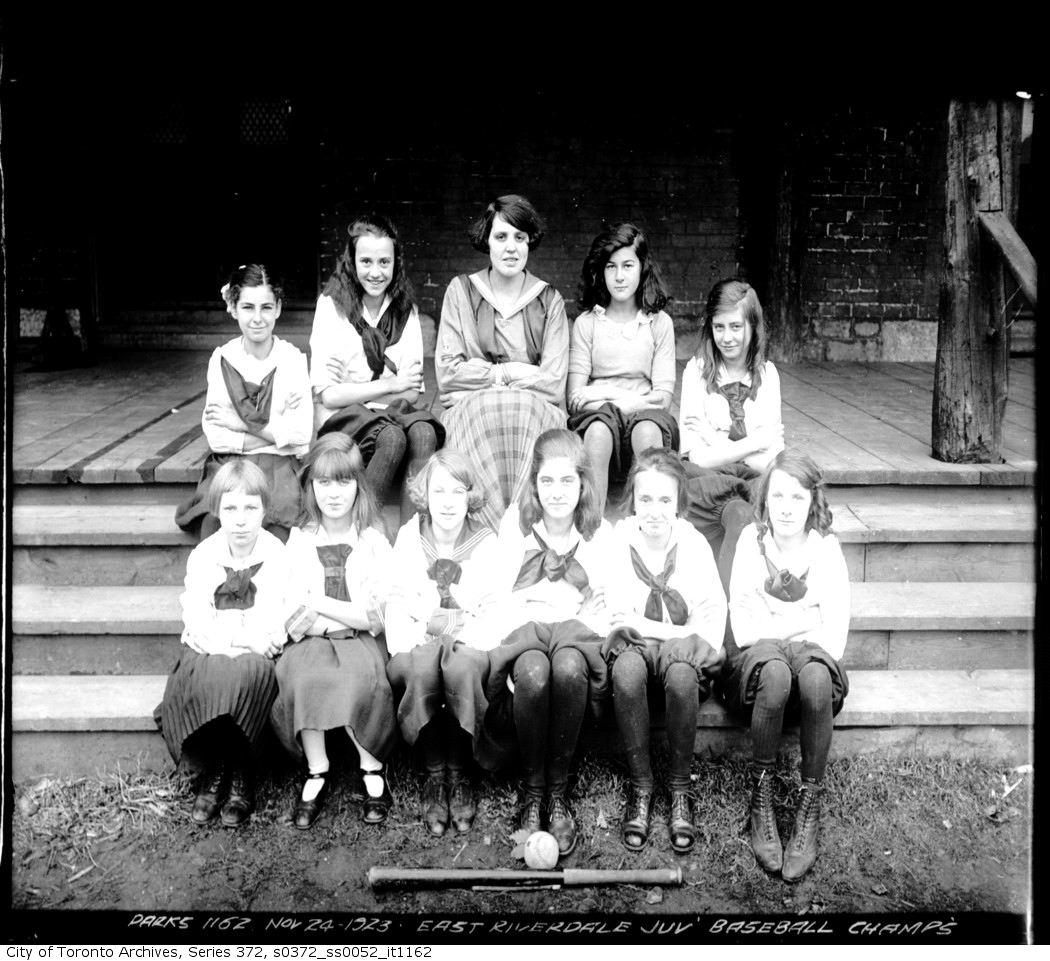 East Riverdale Juvenile Baseball Champions nov 24 1923 vintage baseball photographs