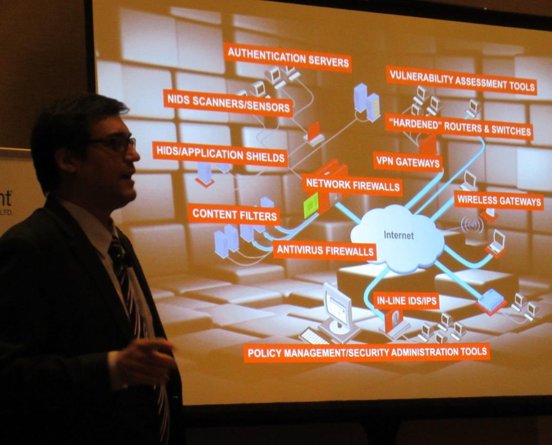 Kellman Meghu presents virtual firewalls