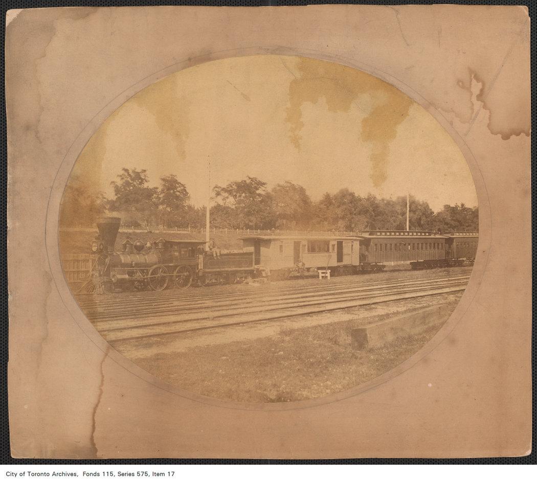 N.R.C., passenger train - 1858-63