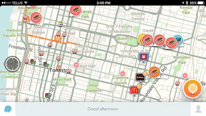 WAVE App Toronto Apps