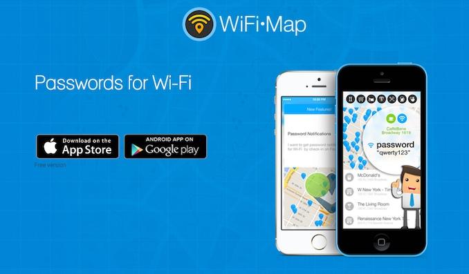 WiFi App Toronto Apps