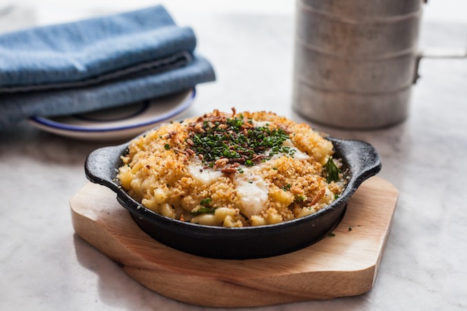 Saturday Dinette Mac n Cheese for You Gotta Eat Here