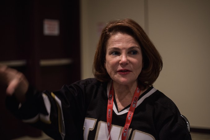 Tovah Feldshuh from The Walking Dead