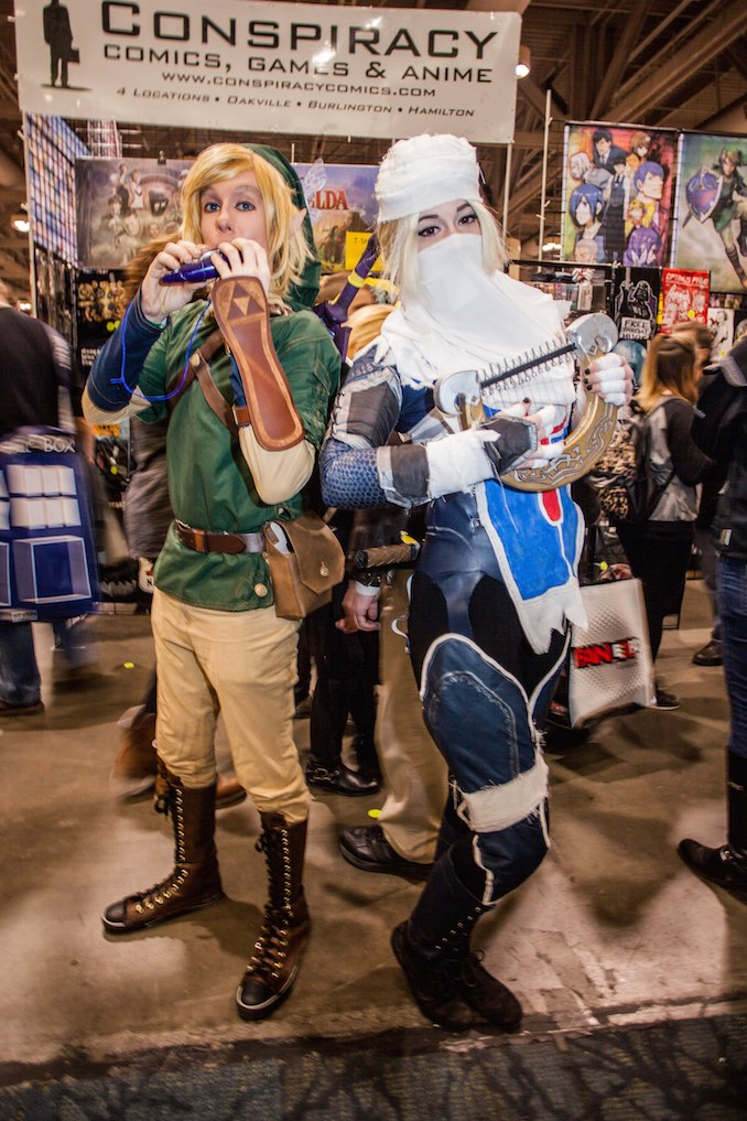 Link and