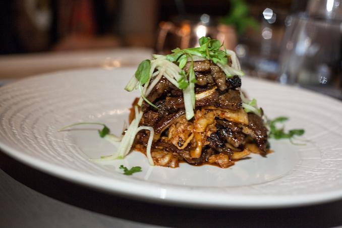K-beef ribs entice