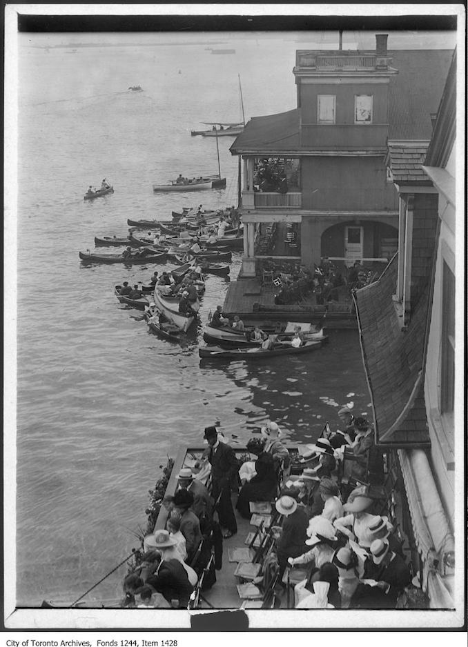 1908? - Boathouses and club events