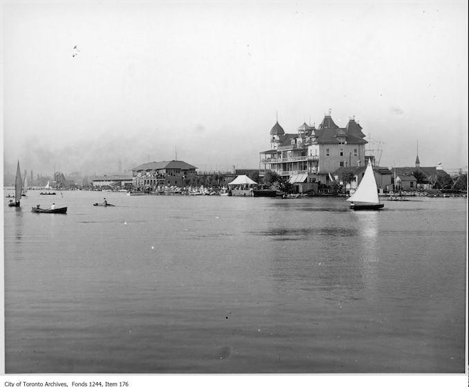 1908? - Hanlan's Hotel