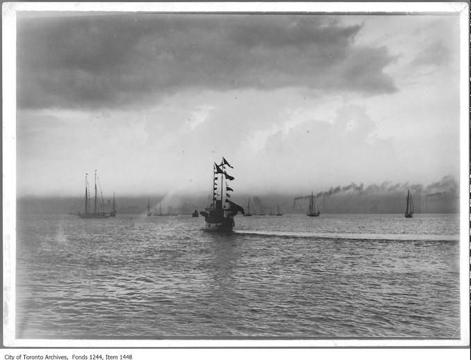 1912 - Royal Canadian Yacht Club jubliee