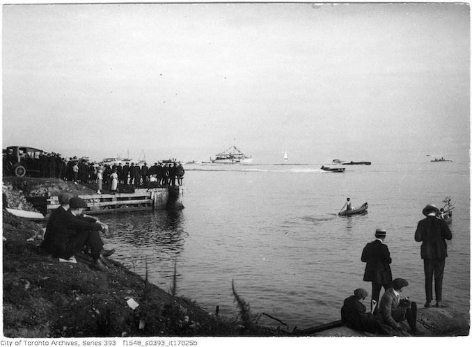 1921 - Motor boat race, Miss Toronto