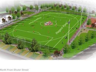 Regent Park Athletic Grounds