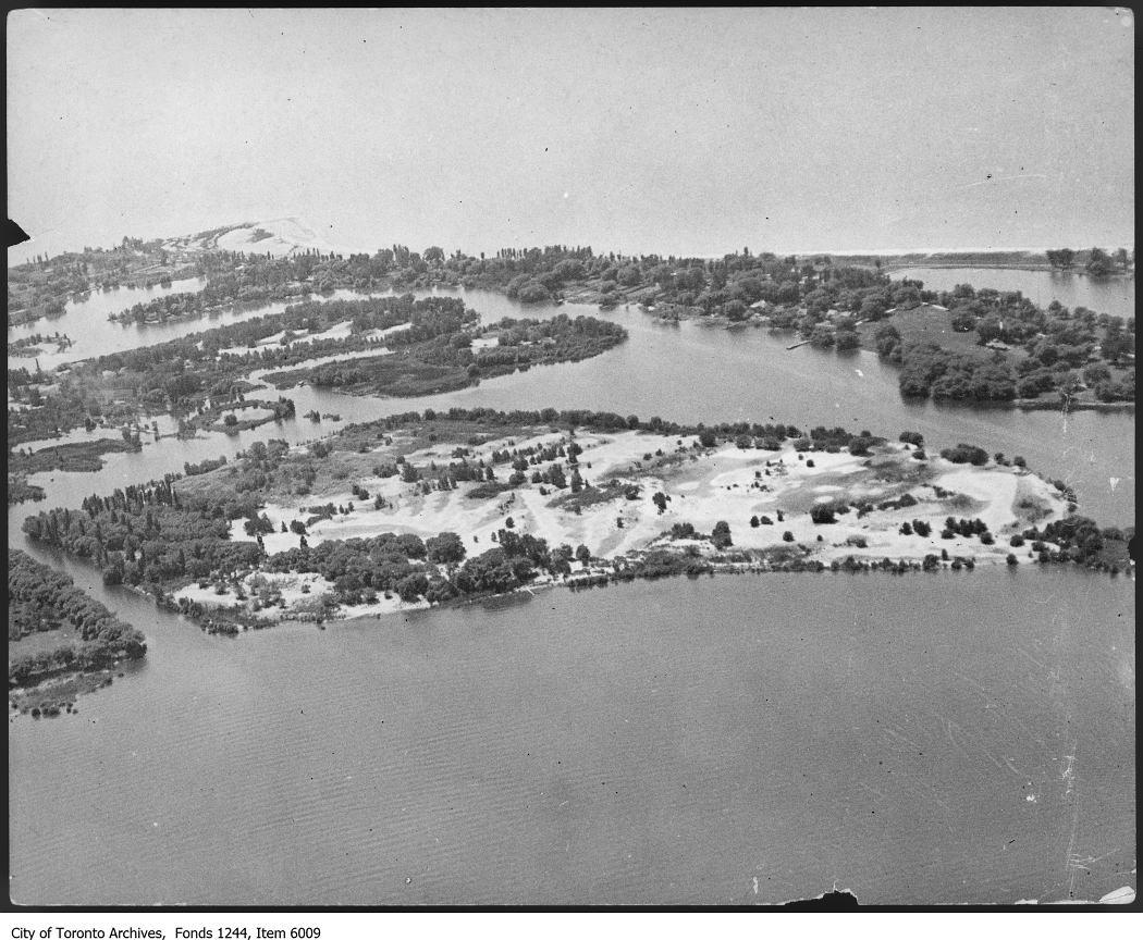 1920 - Toronto Island